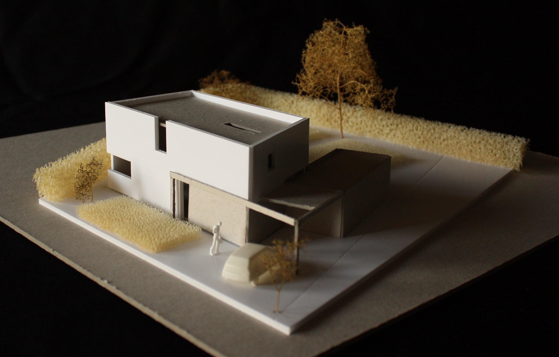 vogelvlucht perspectief maquette Hof van reimerswaal 1