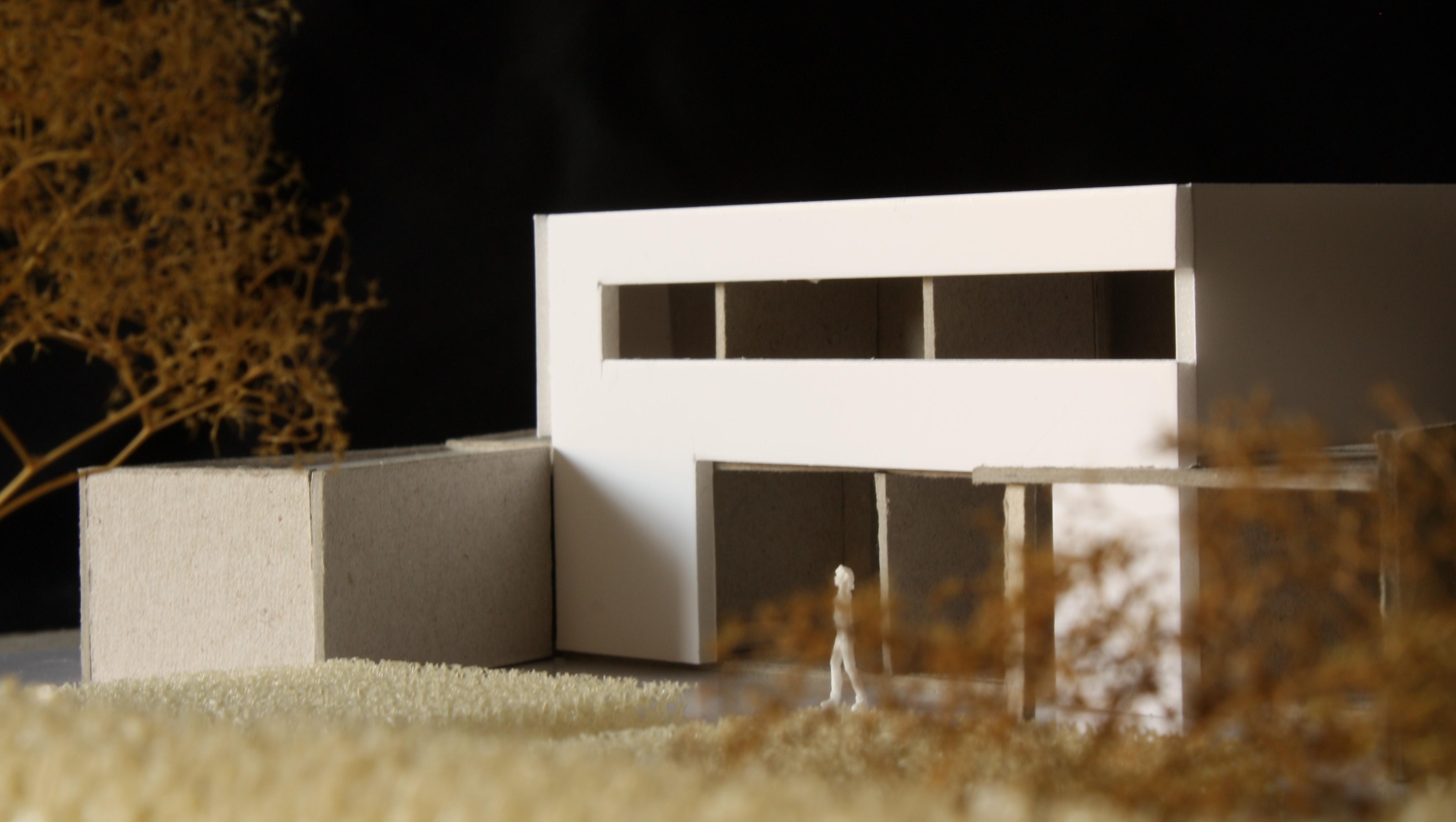 maquette Hof van Reimerswaal kavel 1