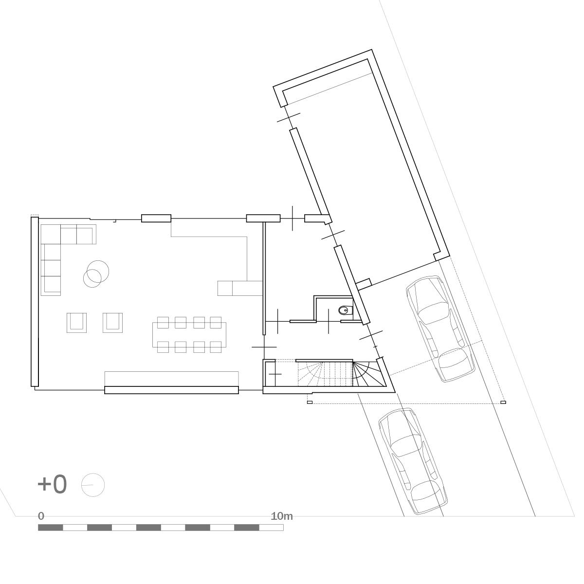 plategrond begane grond Hof van Reimerswaal 1